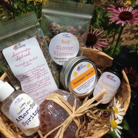 Summer Wellness Basket